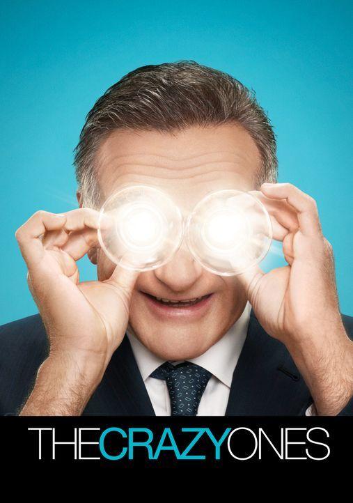 (1. Staffel) - Der exzentrische Werbemann Simon Roberts (Robin Williams), der ebenso viele Ehen wie Rehab-Aufenthalte hinter sich hat, macht seine v... - Bildquelle: 2013 Twentieth Century Fox Film Corporation. All rights reserved.