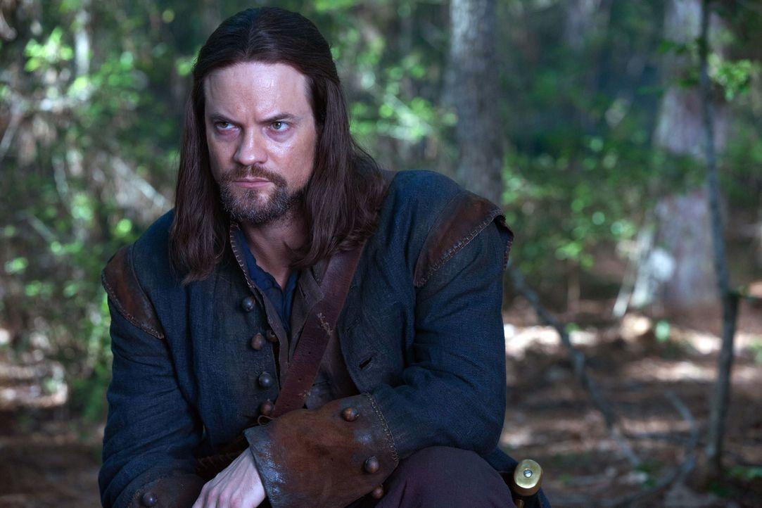 Noch ahnt John (Shane West) nicht, welche Folgen die Folter von Tituba für ihn haben wird ... - Bildquelle: 2013-2014 Fox and its related entities.  All rights reserved.