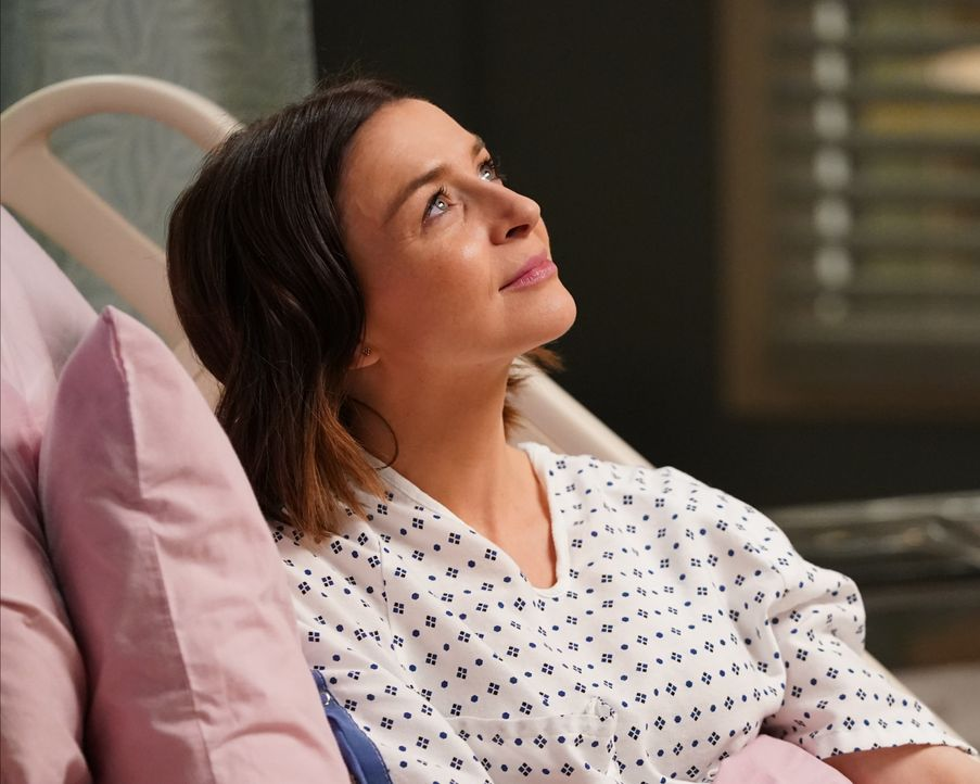 Dr. Amelia Shepherd (Caterina Scorsone) - Bildquelle: Gilles Mingasson 2020 American Broadcasting Companies, Inc. All rights reserved. / Gilles Mingasson