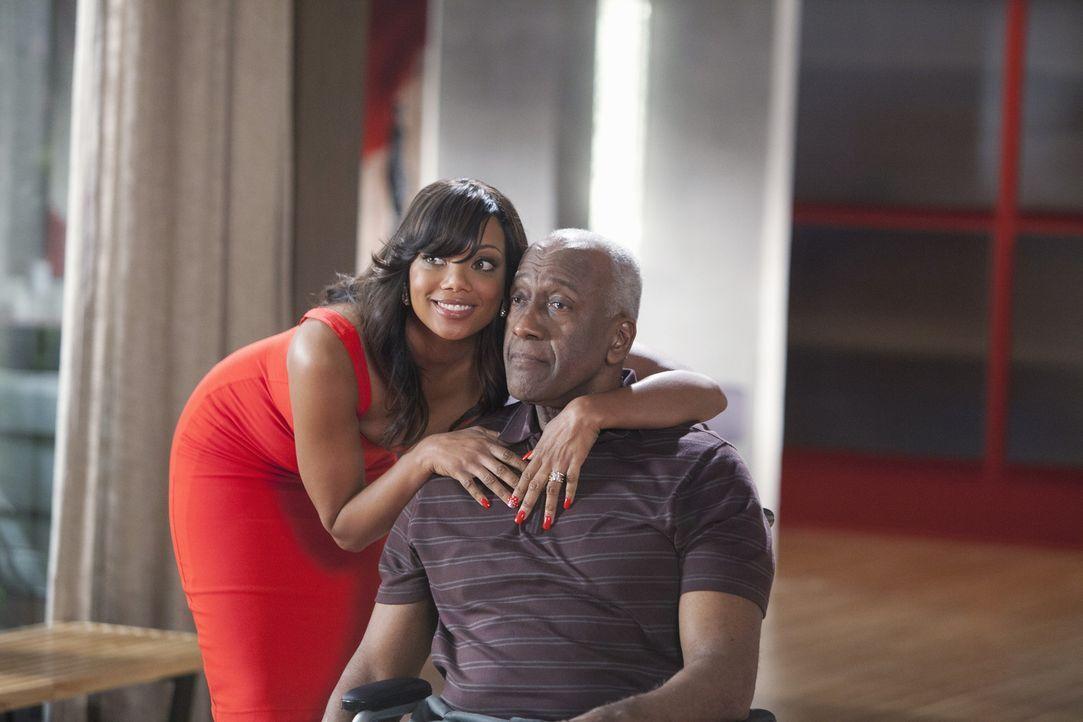 Will Didi (Tiffany Hines, l.) nur das Beste für Kenneth (Willie C. Carpenter, r.) oder vielleicht nur für sich selber? - Bildquelle: 2014 ABC Studios
