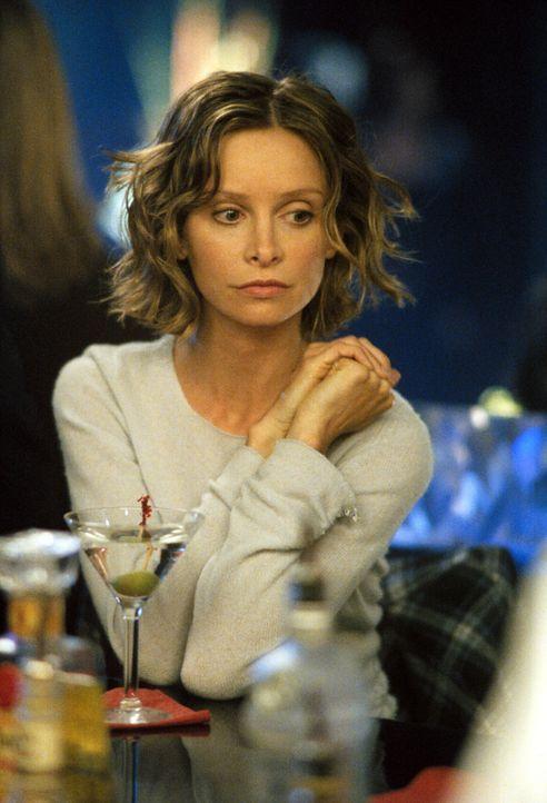 Deutet Ally (Calista Flockhart) ihre Träume wirklich richtig? - Bildquelle: 2001 Twentieth Century Fox Film Corporation. All rights reserved.