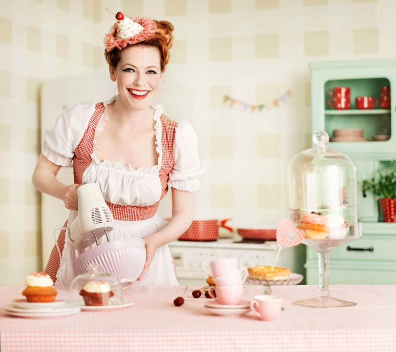 Sweet & Easy - Enie backt - Bildquelle: sixx/Arne Weychardt