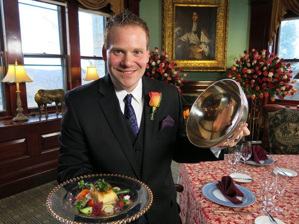 Für seine Hochzeit hat sich David etwas ganz Besonderes ausgedacht ... - Bildquelle: Richard Vagg DCL