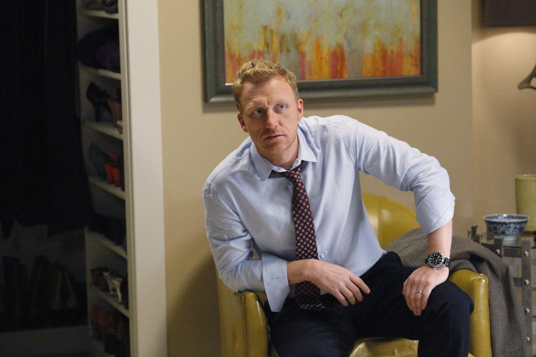 Cristina überlegt, wie es mit ihr und Owen (Kevin McKidd) weitergehen soll und stellt sich zwei verschiedene Wege vor, die ihr Leben nehmen könnte .... - Bildquelle: ABC Studios