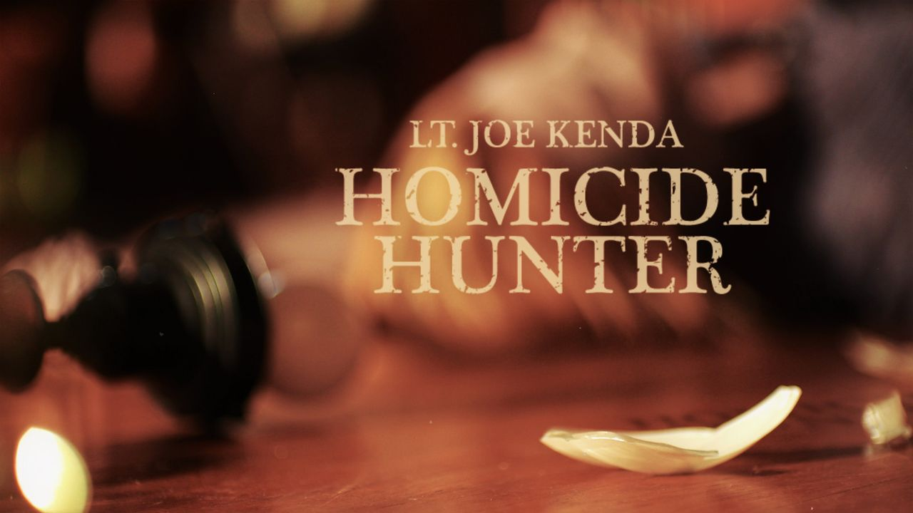 (6. Staffel) Homicide Hunter - Artwork - Bildquelle: Jupiter Entertainment