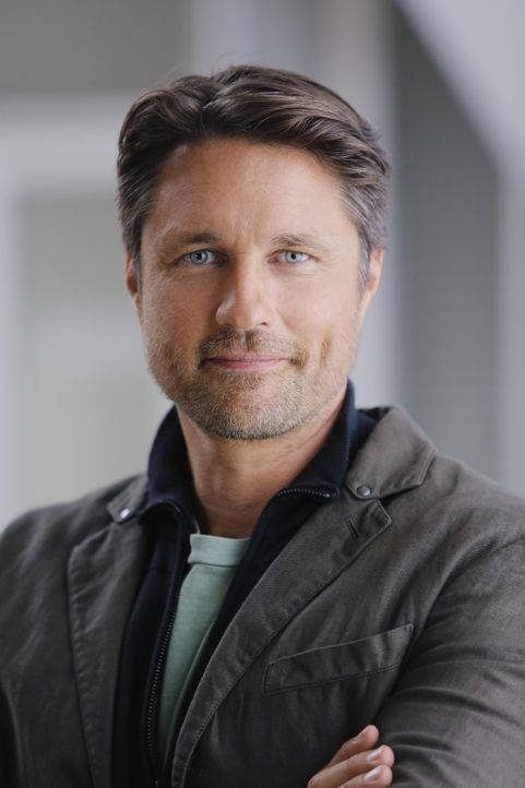 (12. Staffel) - Neu im Krankenhaus: Dr. Nathan Riggs (Martin Henderson) - Bildquelle: Tony Rivetti ABC Studios