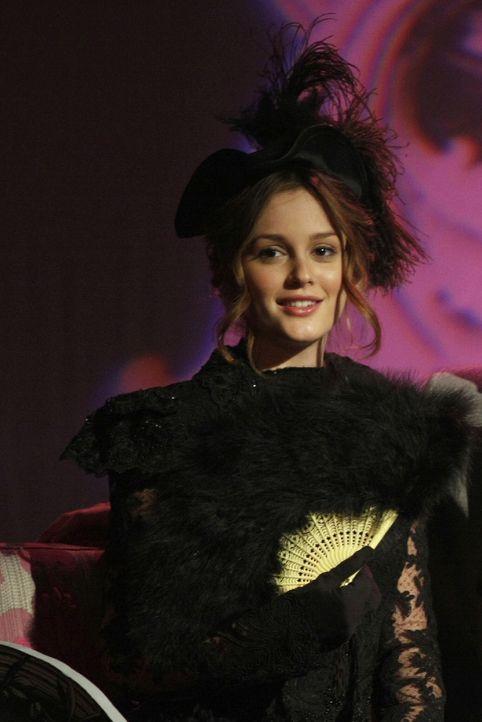 Hat eine Hauptrolle in einem Schul-Theaterstück: Blair (Leighton Meester) ... - Bildquelle: Warner Brothers