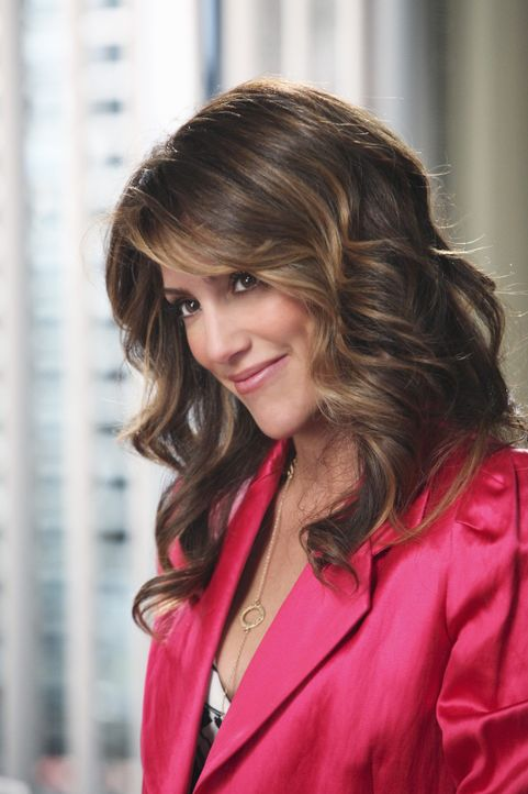 Hat nur noch ihre Hochzeit im Kopf: Andrea Belladonna (Jennifer Esposito) - Bildquelle: 2008 American Broadcasting Companies, Inc. All rights reserved.