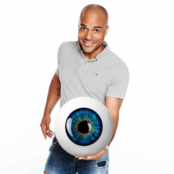 Promi Big Brother 2015: David Odonkor zieht ein - Bildquelle: SAT.1/Guido Engels