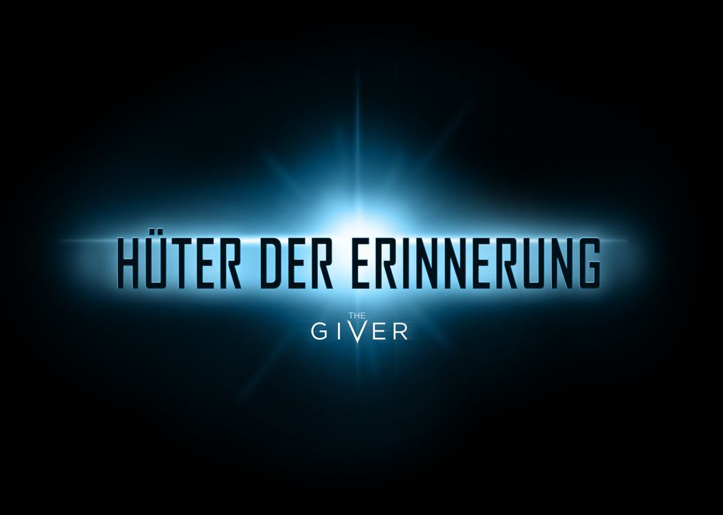Hüter der Erinnerung - The Giver - Logo - Bildquelle: 2014 The Weinstein Company LLC. All Rights Reserved.