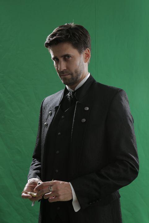 Nyphms: Erik Mann gespielt von Ilkka Villi - Bildquelle: Fisher King Production Oy
