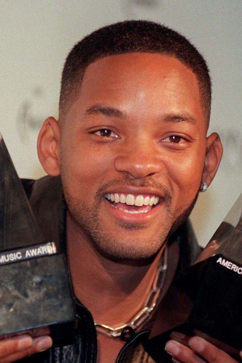 Will Smith 1998 - Bildquelle: AFP PHOTO Gerard Burkhart