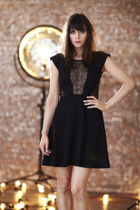 """Lilah Parson ist selbst Top Model. Zusammen mit zwei weiteren Jurymitgliedern sucht sie jetzt das """"Top Dog Model""""! - Bildquelle: 12 Yard Productions/ITV"""