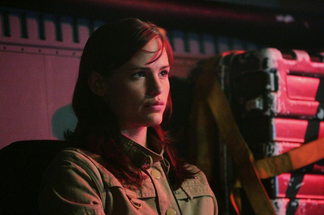 Kämpft gegen das Verbrechen: Sydney (Jennifer Garner) ... - Bildquelle: Touchstone Television