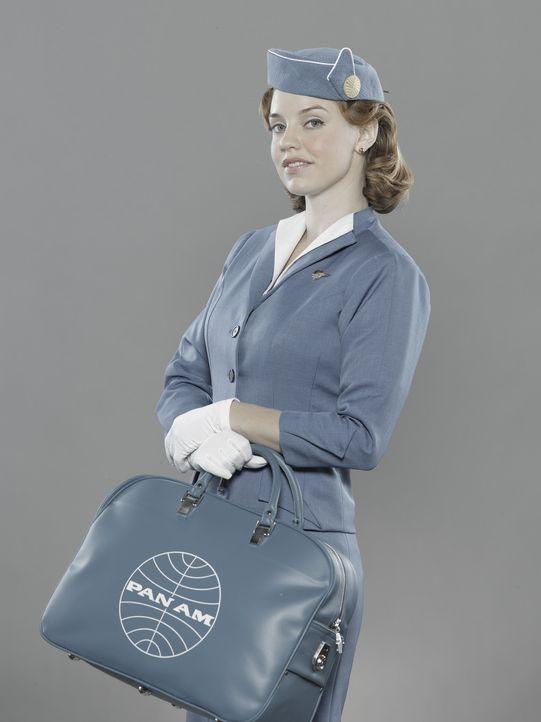 (1.Staffel) - Selbstbewusst, weltoffen und Spionin des CIA: Kate Cameron (Kelli Garner) ... - Bildquelle: 2011 Sony Pictures Television Inc.  All Rights Reserved.