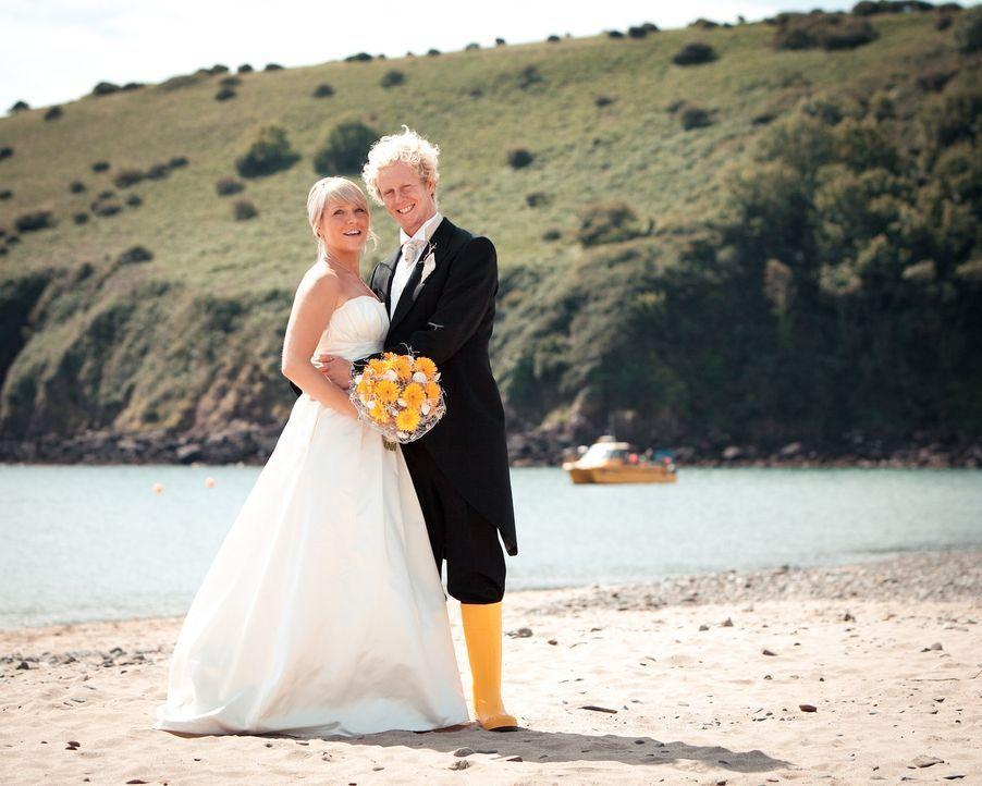 Während Harry das Meer liebt, hat Mel lieber festen Boden unter den Füßen. wird Harry seine Vorstellungen zurückstellen, um seiner Verlobten die per... - Bildquelle: Owen Howells