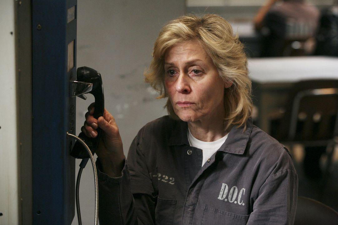 Weiß noch nicht, was sie gegen das infame Spiel von Wilhelmina machen kann: Claire (Judith Light) ... - Bildquelle: Buena Vista International Television