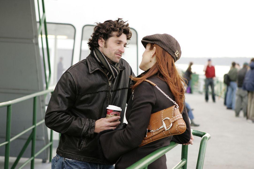 Hat ihre Liebe eine Chance?: Derek (Patrick Dempsey, l.) und Addison (Kate Walsh, r.) ... - Bildquelle: Touchstone Television