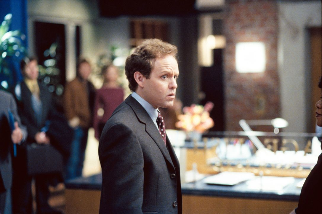 John (Peter MacNicol) ist sich sicher: Er wird sein Liebesglück niemals in die Hände einer Partnervermittlung legen - oder doch? - Bildquelle: 2002 Twentieth Century Fox Film Corporation. All rights reserved.