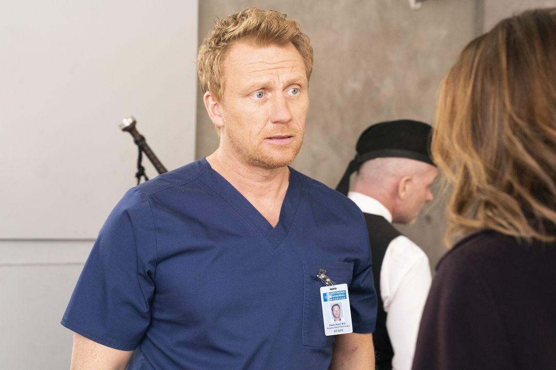 Dr. Owen Hunt (Kevin McKidd) - Bildquelle: Mitch Haaseth ABC Studios / Mitch Haaseth