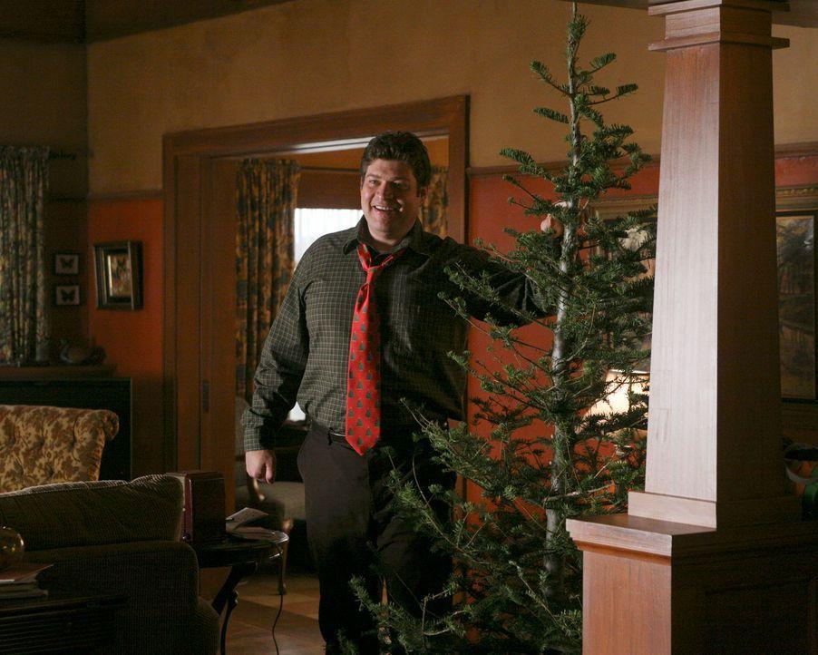 Freut sich wahnsinnig auf das diesjährige Weihnachtsfest:Owen Rowan(Brad William Henke)... - Bildquelle: ABC Studios