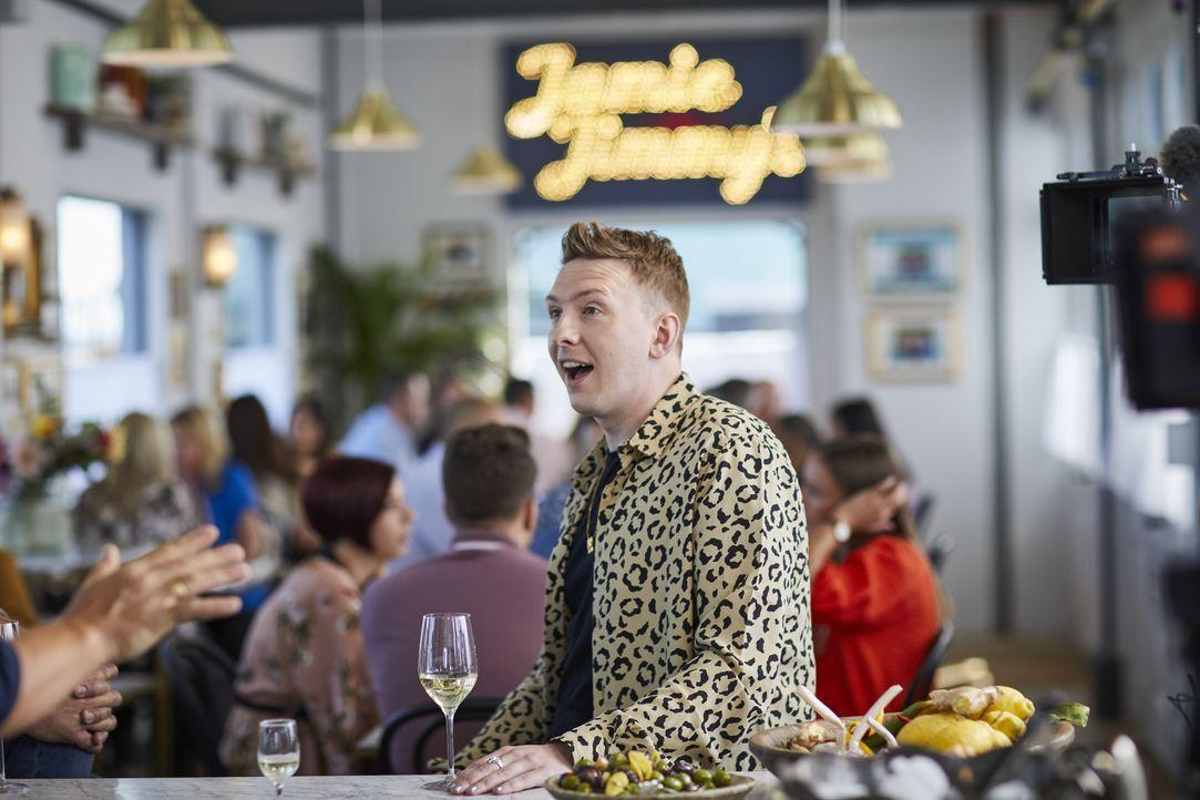 Joe Lycett - Bildquelle: Steve Ryan 2019 Jamie Oliver Enterprises ltd. / Steve Ryan