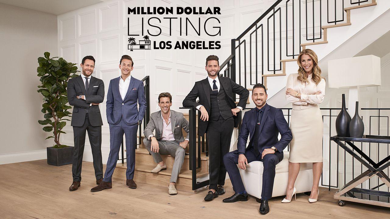 (10. Staffel) - Million Dollar Listing Los Angeles - Artwork - Bildquelle: 2017 Bravo Company ALL RIGHTS RESERVED