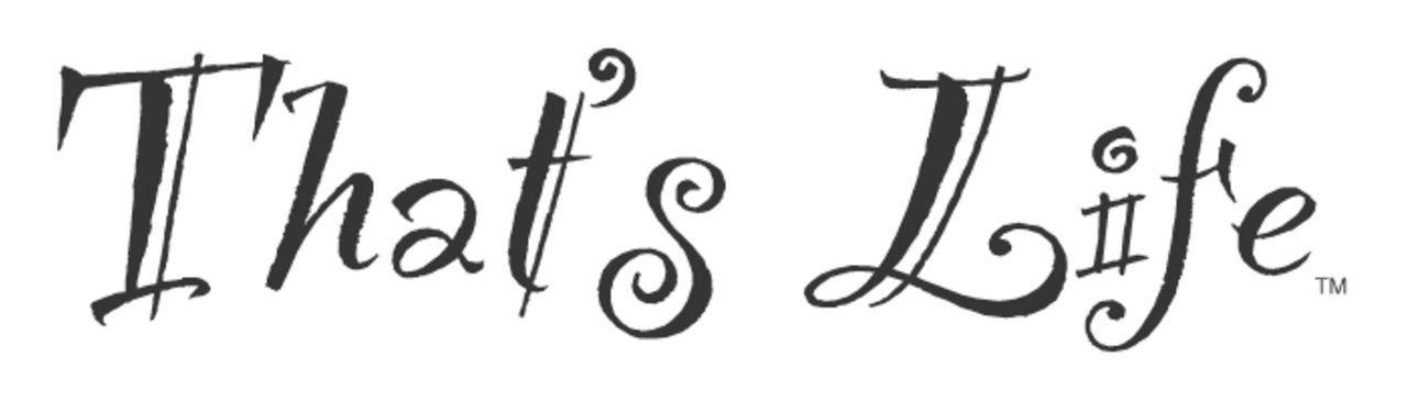 """THAT'S LIFE"" - Logo - Bildquelle: CBS Television"