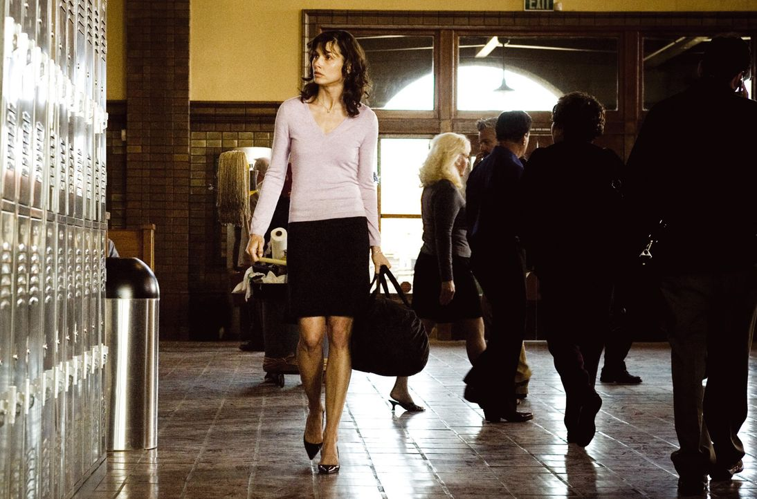Hat Eliza (Bridget Moynahan) etwas mit den Entführungen zu tun? - Bildquelle: 2002-2007 ASCOT ELITE Home Entertainment GmbH. Alle Rechte vorbehalten.