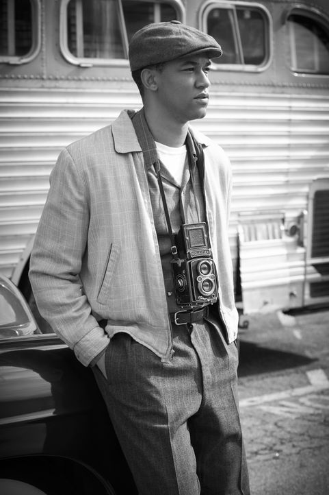Rafael Waithe (Peyton Alex Smith) - Bildquelle: 2020 Warner Bros Entertainment Inc. All rights reserved.