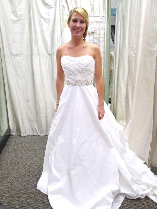 Für jeden Geldbeutel gibt es das passende Hochzeitskleid und das kann auch mal ein Designer-Kleid sein ... - Bildquelle: TLC
