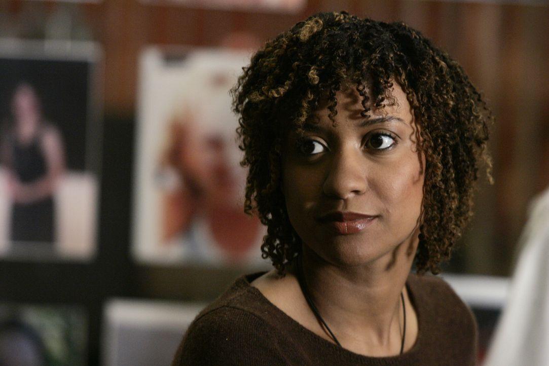 Kat Miller (Tracie Thoms) ist sehr zuversichtlich, was die Aufklärung des aktuellen Falles betrifft ... - Bildquelle: Warner Bros. Television
