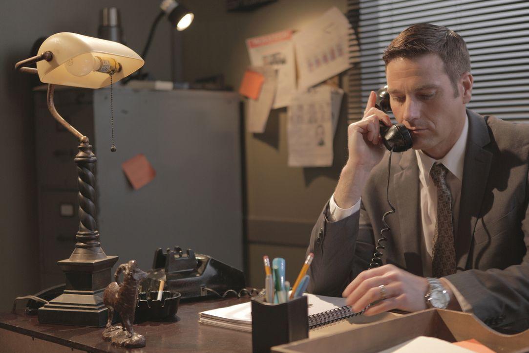 Der Kriegsheld Carl Taylor wird erschlagen aufgefunden. Lt. Joe Kenda (Carl Marino) lässt sich von dem anfänglichen Erscheinen, dass es keinen wirkl... - Bildquelle: Jupiter Entertainment