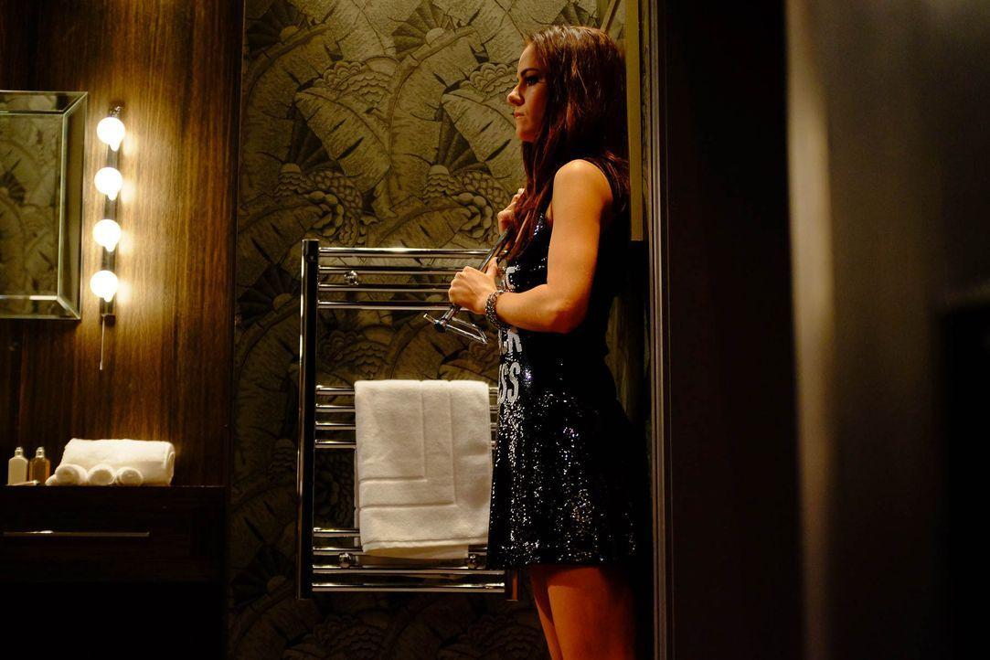 Steht ihrer Freundin Imogen zur Seite, während sich Cyrus auf seinen Nachwuchs vorbereitet: Eleanor (Alexandra Park) ... - Bildquelle: 2015 E! Entertainment Media LLC/Lions Gate Television Inc.