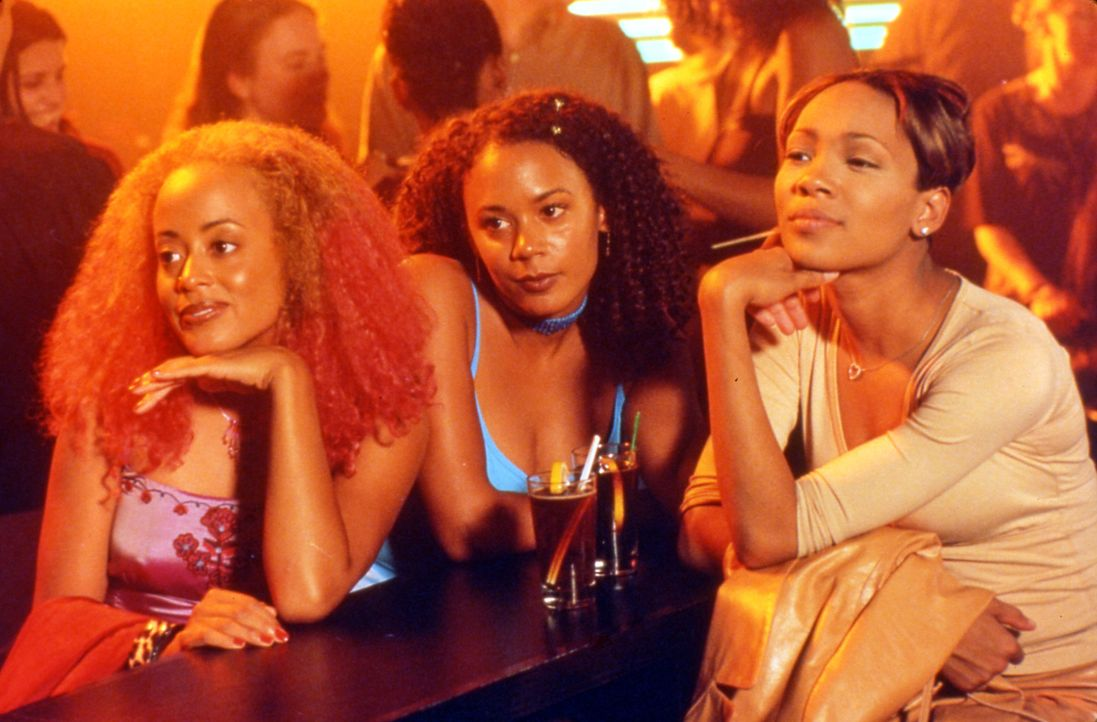 Freundinnen fürs Leben: (v.l.n.r.) Renee (Rachel True), Toni (Essence Atkins) und Camille Livingston (Monica Arnold) ... - Bildquelle: TM &   2003 Paramount Pictures Corporation