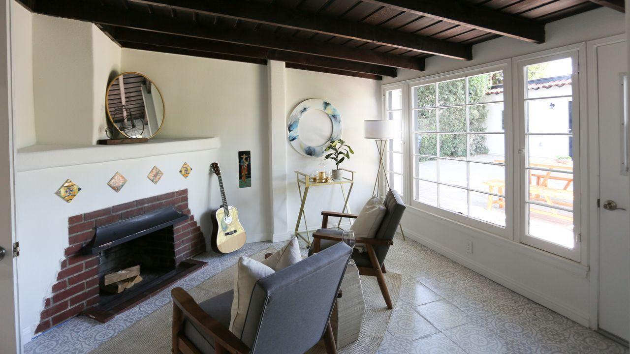In North Hollywood erwartet Tarek und Christina ein echtes Traumhaus im Stil... - Bildquelle: 2020, Discovery, Inc. All Rights Reserved.