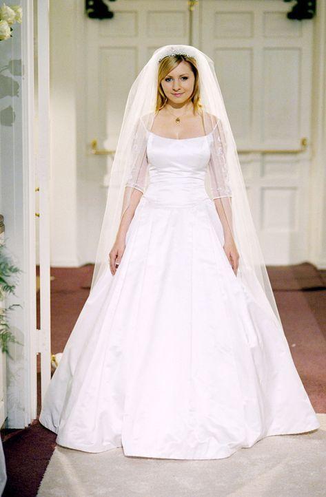 Lucy (Beverly Mitchell) wird immer nervöser. Soll sie die Hochzeit verschieben? Ist Kevin auch wirklich der Richtige? - Bildquelle: The WB Television Network