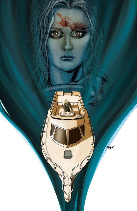 Mr. Berserk - Artwork - Bildquelle: 2014 Warner Brothers