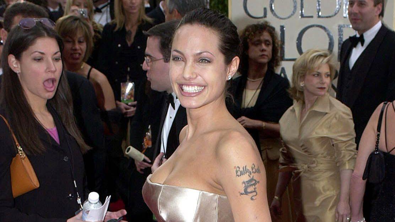 angelina-jolie-2001-afp - Bildquelle: VINCE BUCCI / AFP