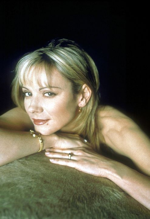 (2. Staffel) - Die PR-Managerin Samantha Jones (Kim Cattrall) steht auf Luxus und ist auf der Suche nach dem unübertrefflichen Sex. - Bildquelle: Paramount Pictures