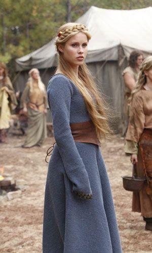 Rebekkah als sie noch menschlich war - Bildquelle: Warner Bros. Entertainment Inc.