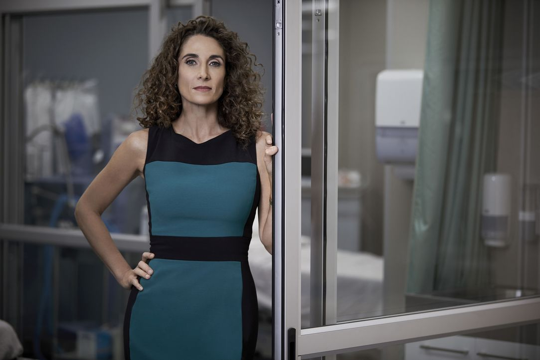 Dr. Lane Hunter (Melina Kanakaredes)  - Bildquelle: David Johnson 2018 Fox and its related entities. All rights reserved. / David Johnson