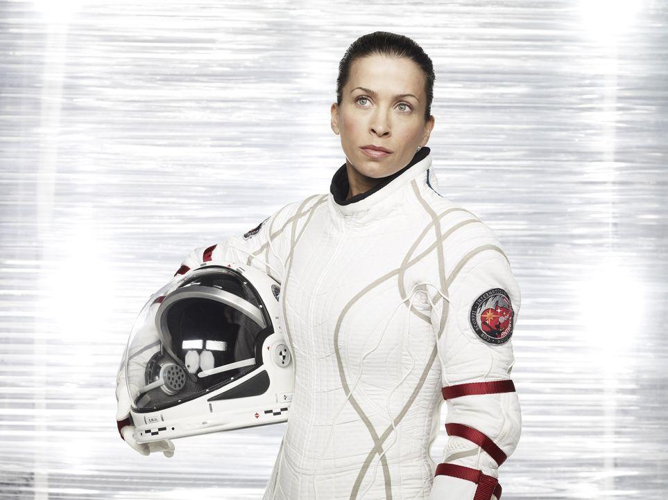 DEFYING GRAVITY - LIEBE IM WELTALL: Jen (Christina Cox) ... - Bildquelle: 2009 Fox Television Studios.