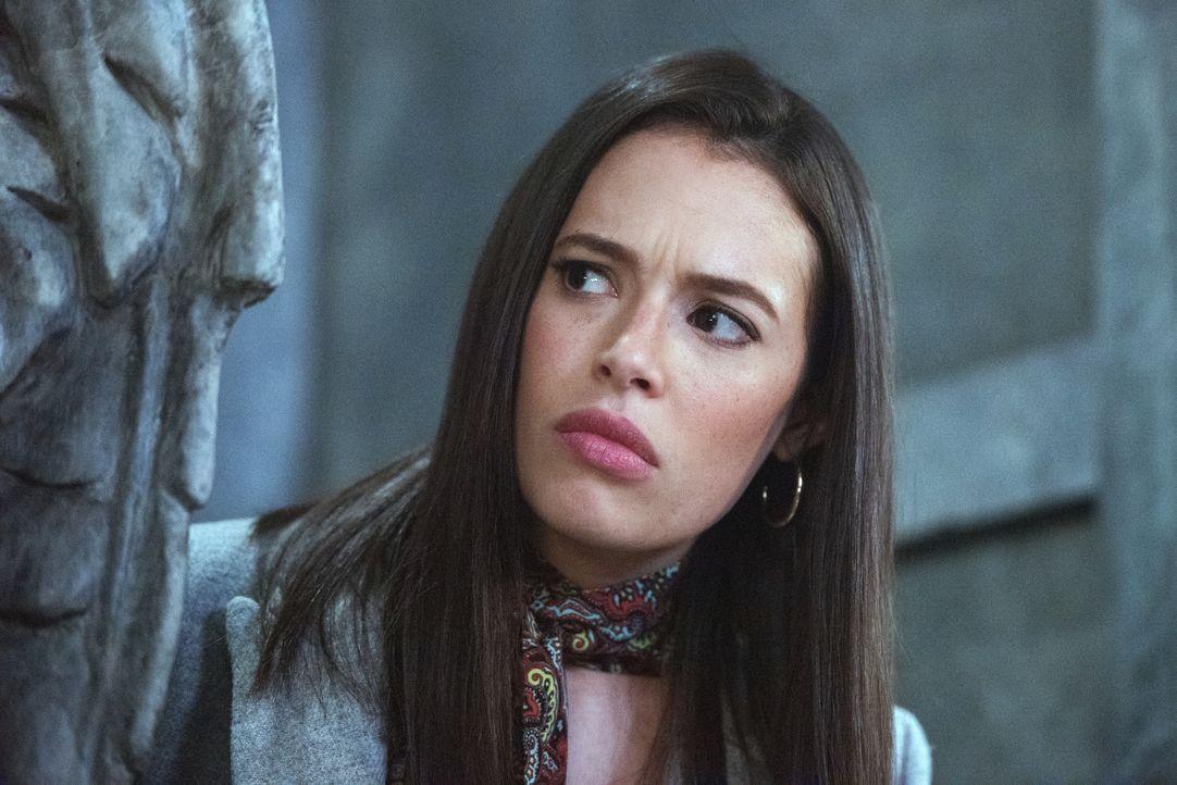 Tessa (Chloe Bridges) - Bildquelle: Dean Buscher 2019 The CW Network, LLC. All rights reserved. / Dean Buscher