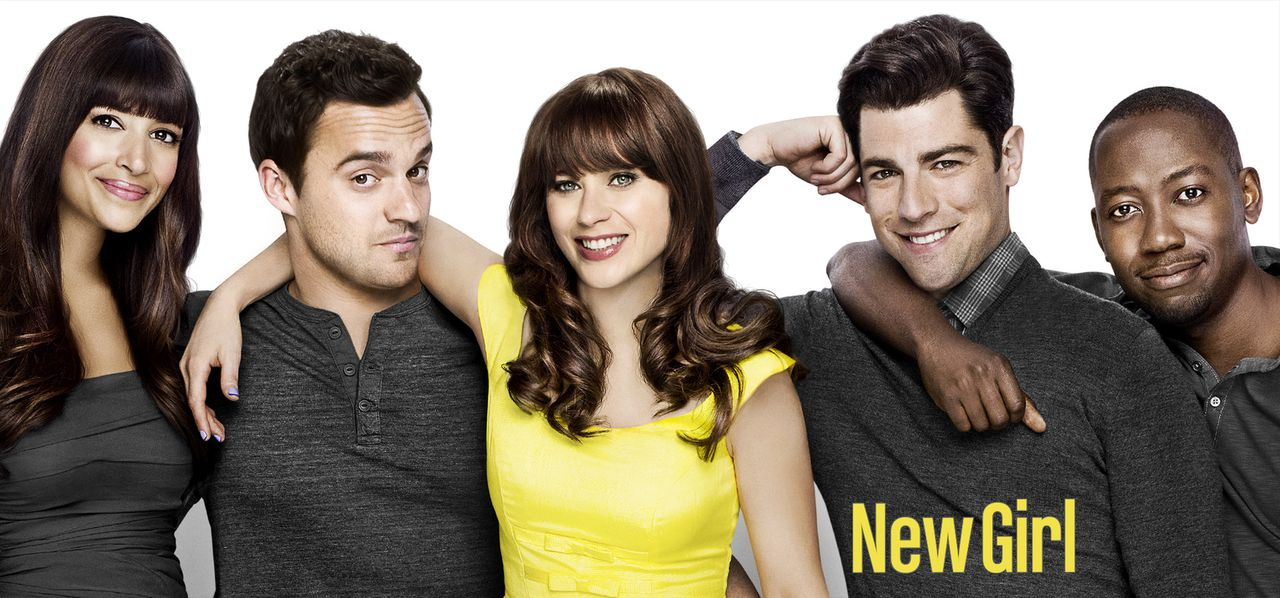 (5. Staffel) - New Girl - Artwork - Bildquelle: 2016 Twentieth Century Fox Film Corporation. All rights reserved.