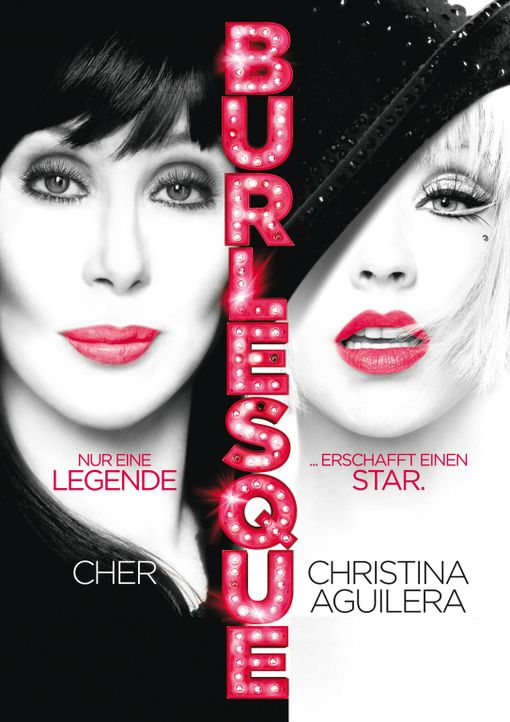 BURLESQUE - Plakatmotiv - Bildquelle: 2010 Screen Gems, Inc. All Rights Reserved.