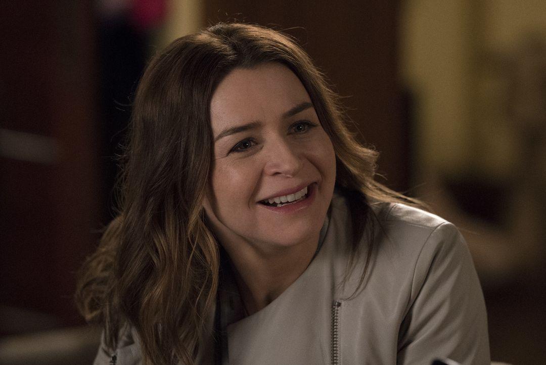 Dr. Amelia Shepherd (Caterina Scorsone) - Bildquelle: Mitch Haaseth ABC Studios / Mitch Haaseth