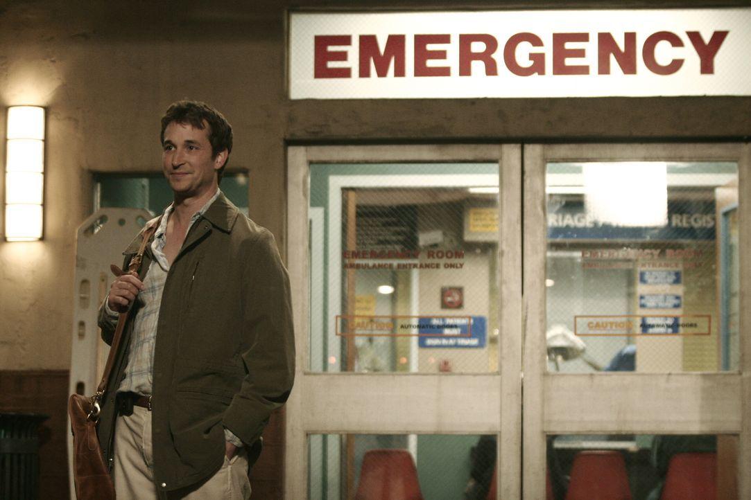 Für Carter (Noah Wyle) ist es an der Zeit Abschied zu nehmen ... - Bildquelle: WARNER BROS