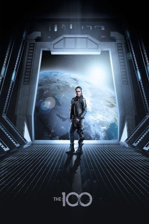 (5. Staffel) - The 100 - Artwork - Bildquelle: Warner Bros.