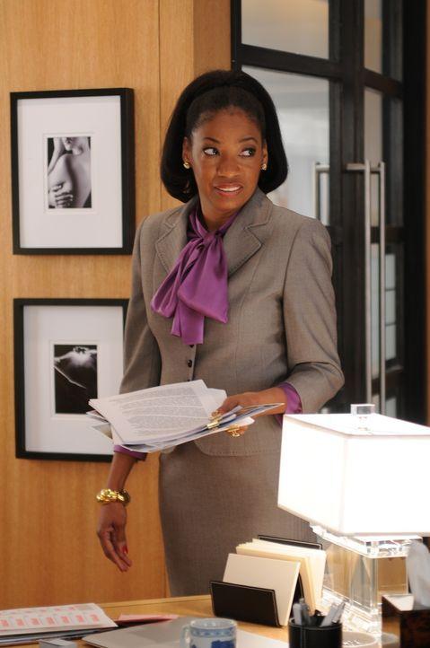 Unterstützt Victory bei ihrer Arbeit: Marva (Adriane Lenox) ... - Bildquelle: NBC, Inc.